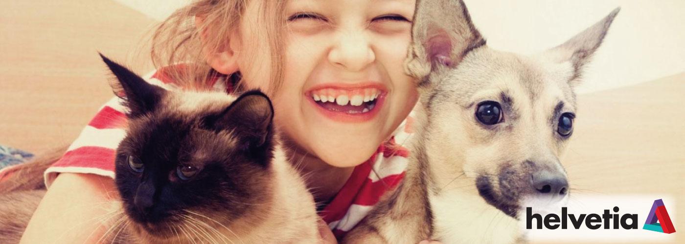 """Non dire cane o gatto se non ce li hai nel """"SACCO"""": scopri Pet Insurance di Helvetia MyHome"""
