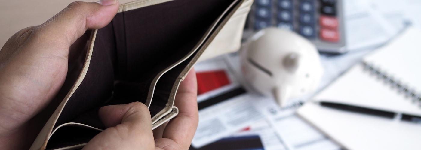 Come rimanere senza soldi: l'importanza della gestione del rischio